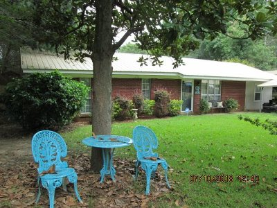 Leake County Single Family Home For Sale: 1421 Hwy 487 Hwy