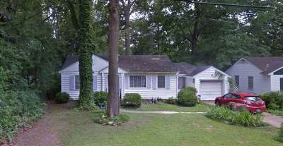 Jackson Single Family Home For Sale: 535 Mocking Bird Ln