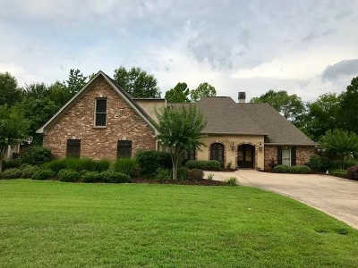 Flowood Single Family Home For Sale: 108 Oakridge Trl