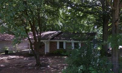 Jackson Single Family Home For Sale: 3016 Crossway St