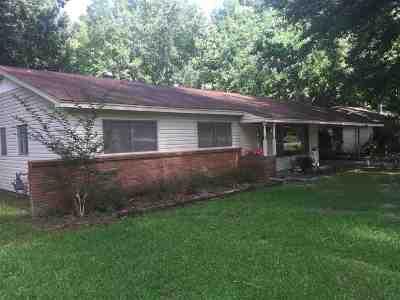 Jackson Single Family Home For Sale: 3210 Santee St