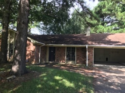 Hinds County Single Family Home For Sale: 171 Thousand Oaks Cir