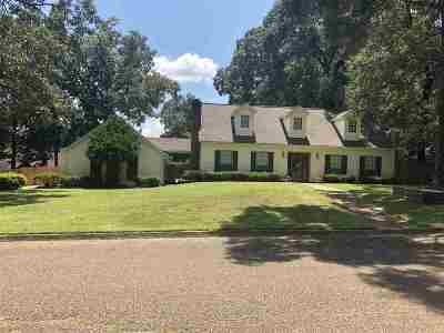 Jackson Single Family Home For Sale: 5107 Rivermont Dr