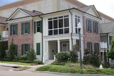 Jackson Townhouse For Sale: 718 Manship St