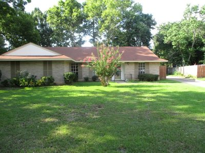 Hinds County Single Family Home Contingent/Pending: 107 Hartfield Pl