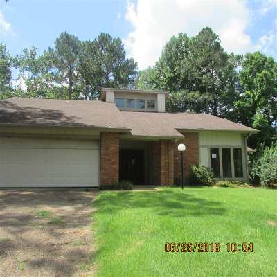 Hinds County Single Family Home For Sale: 7 Quail Cv