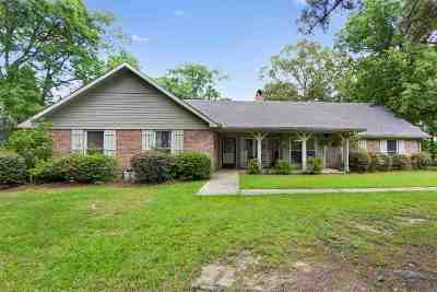 Rankin County Single Family Home For Sale: 1456 Florence Byram Rd