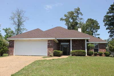 Pearl Single Family Home For Sale: 708 Oak Ridge Way