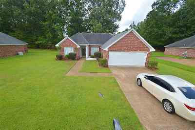 Byram Single Family Home For Sale: 2099 Branch Creek Dr