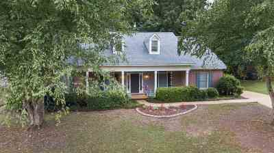 Rankin County Single Family Home For Sale: 551 Cliffview Dr