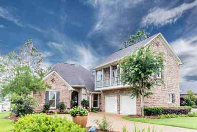 Madison MS Single Family Home For Sale: $549,900