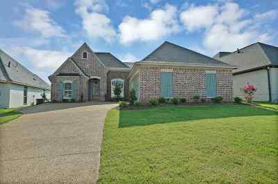 Rankin County Single Family Home For Sale: 406 Emerald Trail