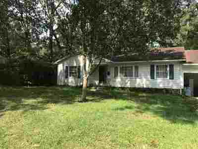 Jackson Single Family Home For Sale: 4550 Normandy Dr