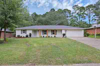 Hinds County Single Family Home Contingent/Pending: 1401 Beverly Dr