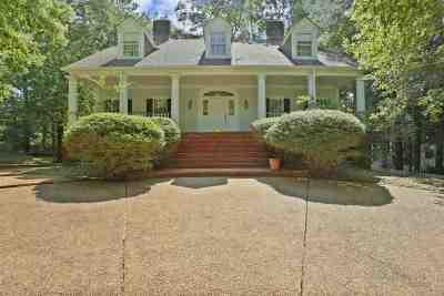 Jackson Single Family Home For Sale: 1990 Petit Bois