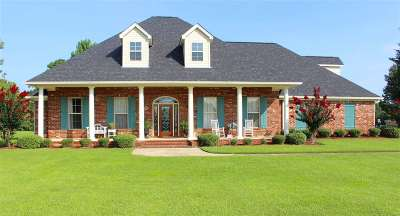 Hinds County Single Family Home Contingent/Pending: 121 Grande Oaks Dr