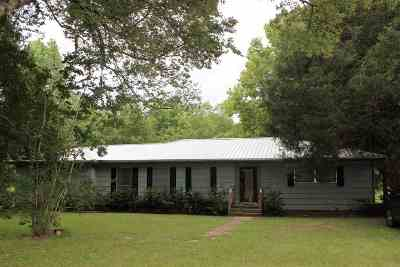 Hinds County Single Family Home For Sale: 1195 Neil Collins Rd