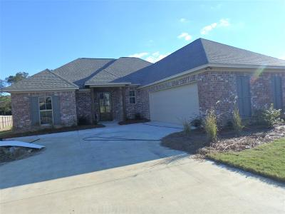 Madison County Single Family Home For Sale: 128 Woodscape Dr #lot 36