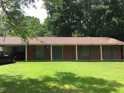 Jackson Single Family Home For Sale: 904 Palm St