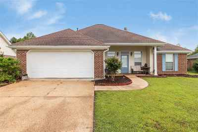 Pearl Single Family Home Contingent/Pending: 1108 Spanish Oak Dr