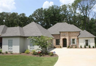 Madison County Single Family Home For Sale: 109 Nestling Cove