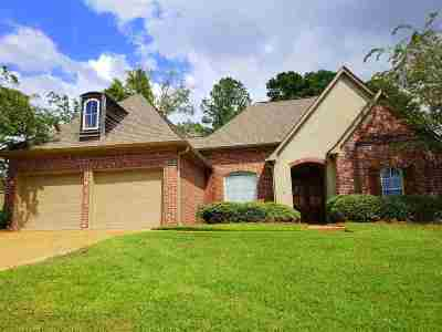 Rankin County Single Family Home For Sale: 592 Turtle Ln
