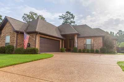 Flowood Single Family Home For Sale: 180 Amethyst Dr