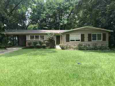 Jackson Single Family Home Contingent/Pending: 1518 Winchester