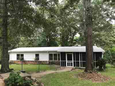 Rankin County Mobile/Manufactured For Sale: 2665 Cleary Rd