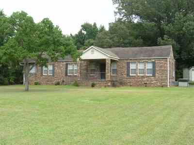 Hinds County Single Family Home For Sale: 18143 Highway 18 Hwy