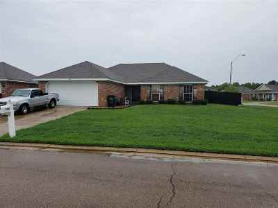 Pearl Single Family Home For Sale: 199 Cedar Spring Cir