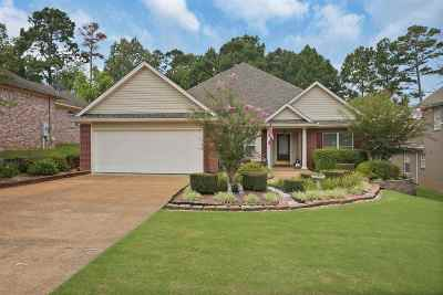 Rankin County Single Family Home For Sale: 136 Apple Blossom Dr