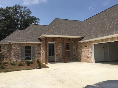 Madison County Single Family Home For Sale: 158 Western Ridge Cr
