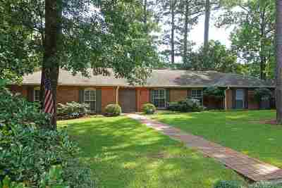 Jackson Single Family Home For Sale: 5023 Stanton Dr
