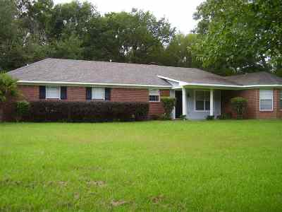 Hinds County Single Family Home For Sale: 4475 Siwell Dr