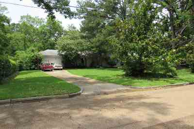 Jackson Single Family Home For Sale: 4505 Meadow Hill Dr