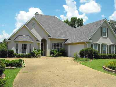 Rankin County Single Family Home For Sale: 648 April Sound