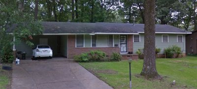 Jackson Single Family Home For Sale: 3122 Adrienne Dr