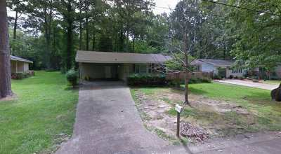 Jackson Single Family Home For Sale: 3118 Peterson Dr