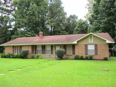 Hinds County Single Family Home For Sale: 2387 Deer Oak Pl