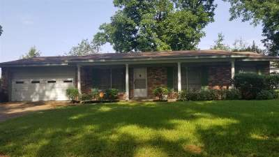 Hinds County Single Family Home For Sale: 148 Pecan Hill Dr