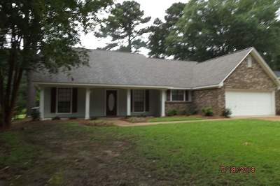 Hinds County Single Family Home For Sale: 4041 Torrey Pines Dr