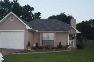 Rankin County Single Family Home For Sale: 103 Patton Village Cv