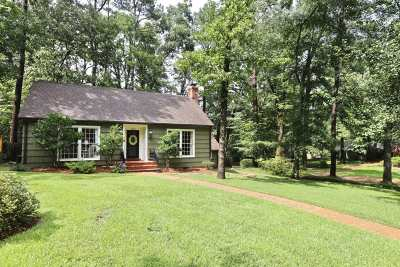 Hinds County Single Family Home For Sale: 1822 Hillview Dr