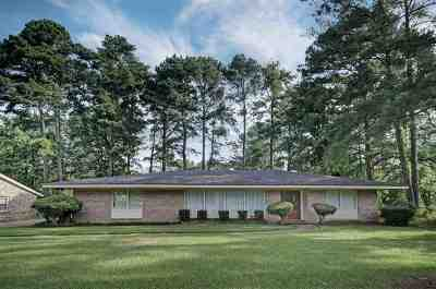 Hinds County Single Family Home For Sale: 640 Briarwood Dr