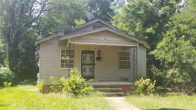 Hinds County Single Family Home For Sale: 1439 Pillars