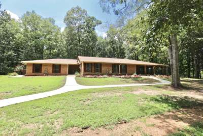 Hinds County Single Family Home For Sale: 4331 Pine Lake Dr