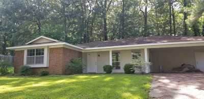 Hinds County Single Family Home For Sale: 4646 Sherbrook Dr