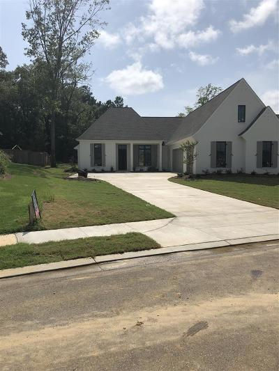 Madison Single Family Home For Sale: 117 Covington Way