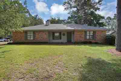 Brandon Single Family Home For Sale: 100 Brandy Run Rd